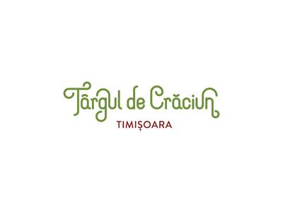 Timisoara Christmas Market Logo Concept