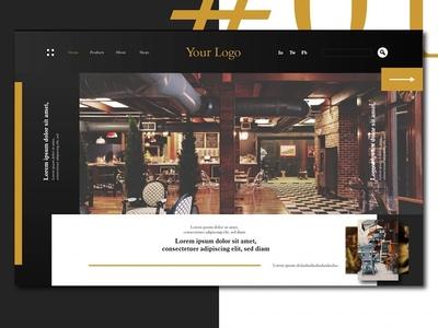 interface of restaurant