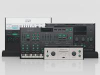 Modern Audio Ui Kit