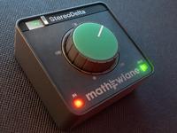 Audio App UI in 3D