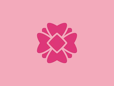 Ribbon bow tape strip band braid garnys ui  ux for girl pink blossom flower decoration present hair girl girly symbol logo ribbon