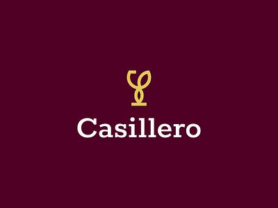 Casillero / Wine Glass charm amusement cheer pride relief enjoyment joy garnys delight comfort plum lavender winery satisfaction taste grapes violet glass wine glass wine