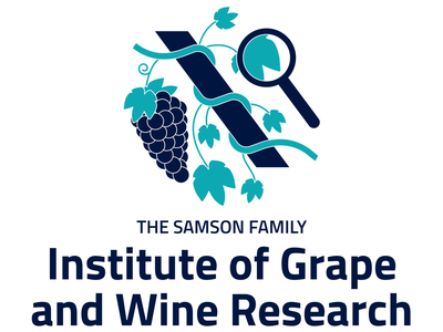 The Institute of Viticulture & Oenology Logo