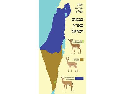 Distribution Map Of Different Species Of Deer