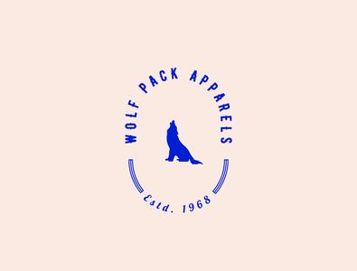 Logo Design_Wolf Pack Apparels