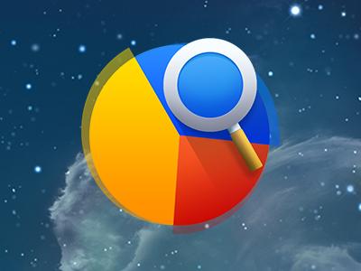 Icon «Mobile Infographics»