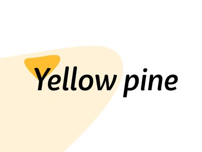 Yellow pine logo v2