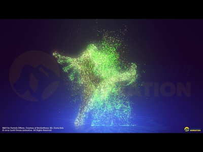 R&D for Particle Effects CGI - Mr. Covin Solo cg art vfx artist cg particle simulation show reel dance visual effects vfx particle effects computer graphics animation cgi