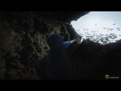 3D CGI Animation | Chrysallis - Jordan Winslow MV