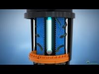 3D CGI Animation | Laguna Pressure Flo UV Pond Filter