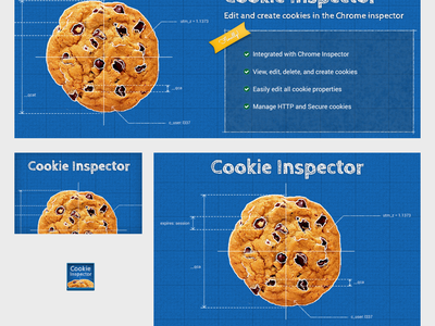 Cookie Inspector banner cookie blueprint chrome store