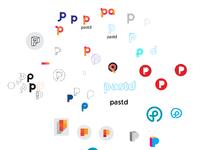 Pastd logo full