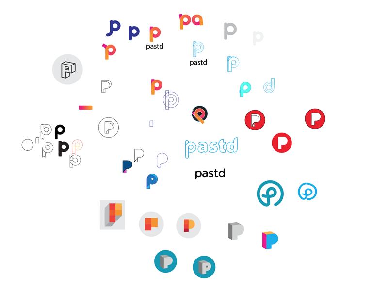 Logo Explosion app logo p logo