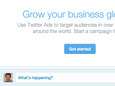 Oh, Twitter. How do I even tweet?