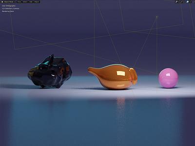 Blender 2.8 Is Prime Time hdri blender illustration 3d