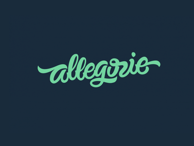 Logo: Allegorie lettering logo pokras pokraslampas