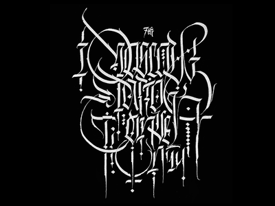 7th Moscow Tattoo Convention calligraphy pokras pokraslampas