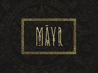 Logo: Maya