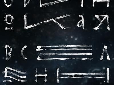 Lonely Universe \ Одинокая вселенная. Cover design calligraphy pokras pokraslampas