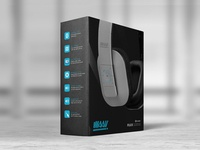 Flux Headphone Packaging