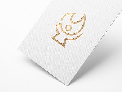 Talking Bush Ministry icon person angel holy spirit church fire ministry christian identity logomark logo