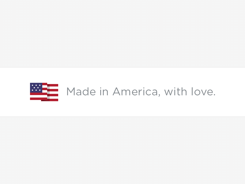 Made in  murica