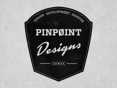 PPD logo experimentation logo mark vintage dirt grunge