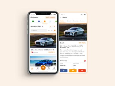 Mobile App Design ux material design ui design buy and sell mobile app design uidesign user inteface dashboard design elimostudio design app