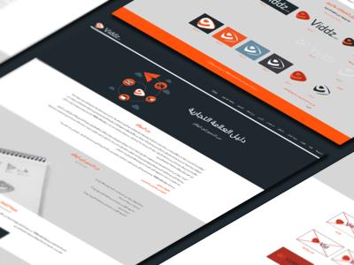 Viddz Brand Landing Page