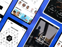 Idraak Mobile App - Hire Professionals