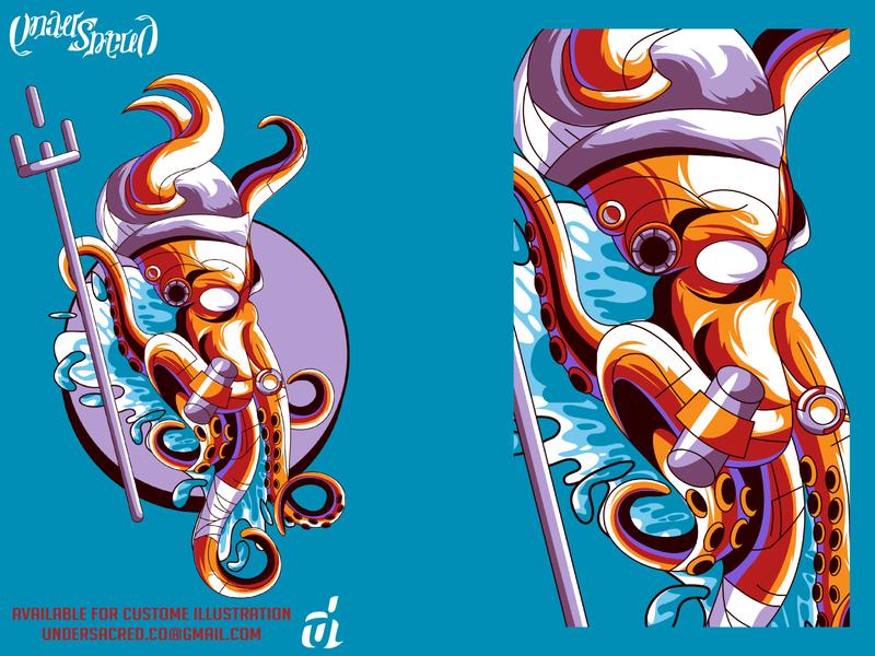 King Octopus Roboticx