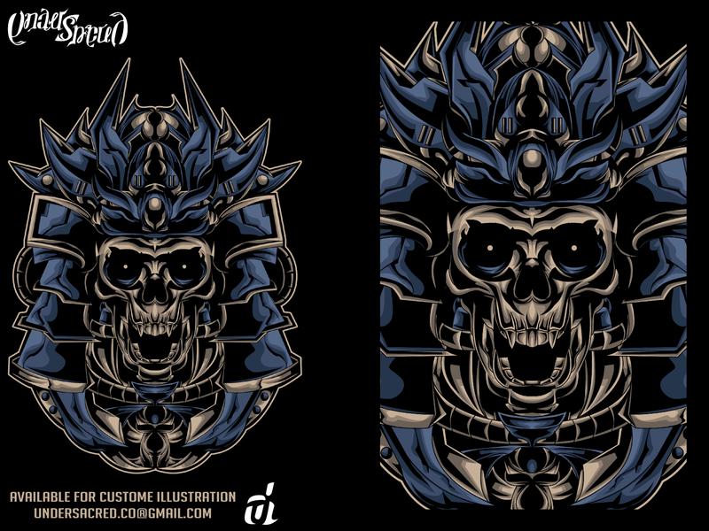 Skull Ronin