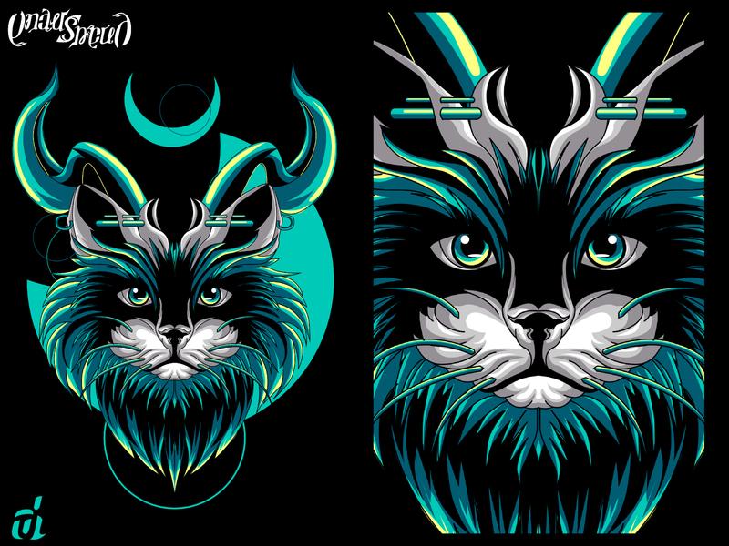 Horro Horned CAT