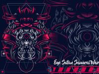 Eye Satan Samurai War
