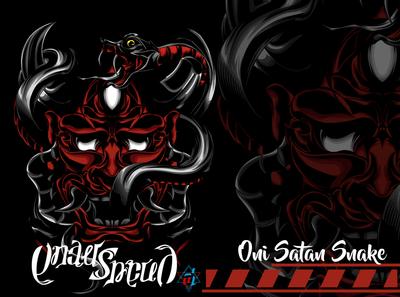 Oni Satan Snake