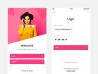 On Trend Ecommerce App UI Design