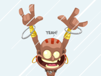 Dhalsim Approves - Happy New Year!