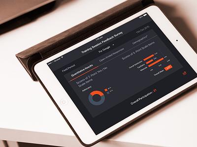 iPad survey app survey ipad ios ux ui