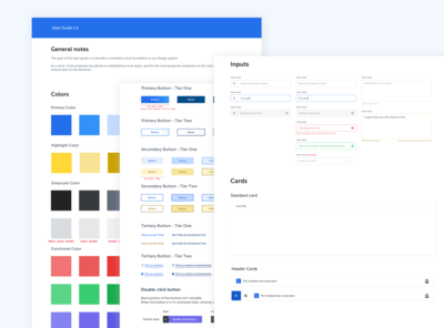 Design System - Style Guide