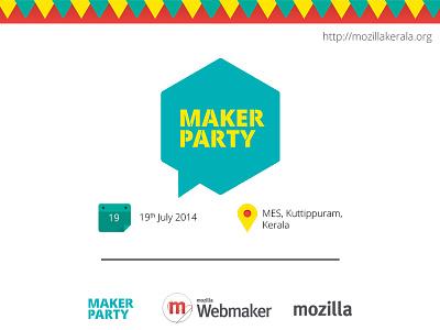 Web Maker Kerala mozilla mozilla kerala webmaker mozilla webmaker makerparty
