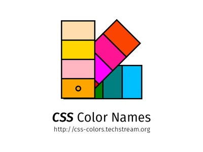 Css Color Names Dribble