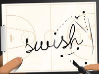 Swish Contest - Coach View