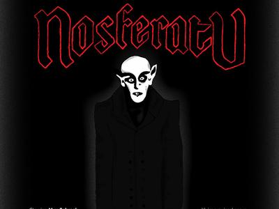 Nosferatu film poster