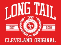 Long Tail Brand - College Seal