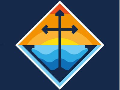 North Shore Geometric Anchor 2