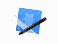Sketch Measure 2 icon