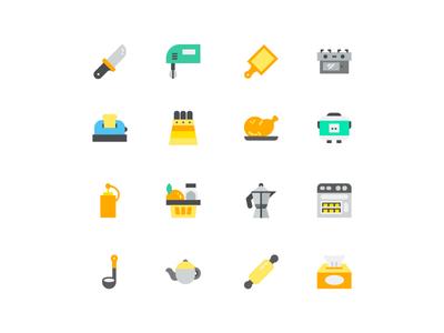 Kitchen - Icon