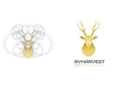 RVHARVEST COMPANY/ Logo Design