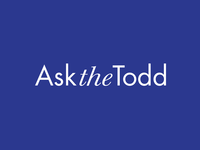 Ask The Todd Logo
