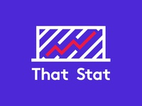 That Stat Logo Concept